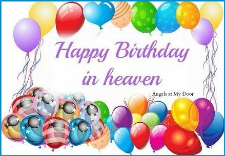 Image Result For Birthday In Heaven