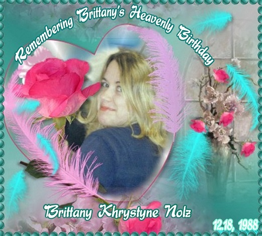 Happy 29th Birthday Angel Brittany