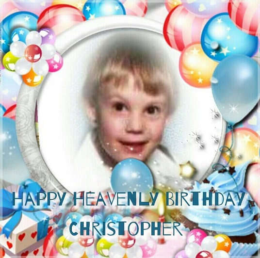 Happy 25th Birthday Angel Christopher