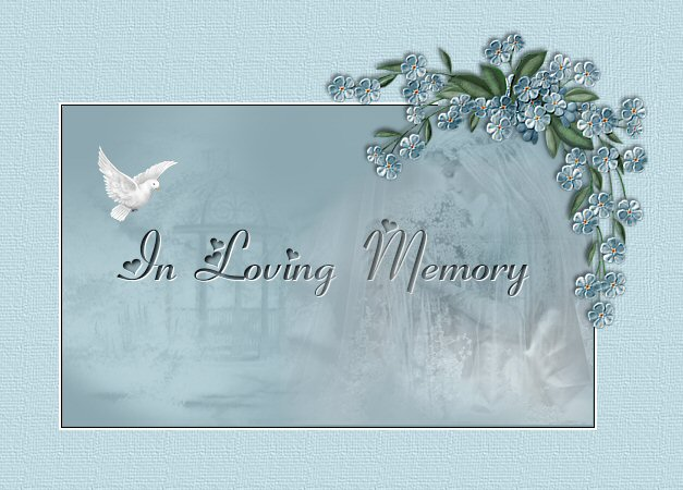 In Loving Memory of Shelly Sue Pierce In Loving Memory Graphics